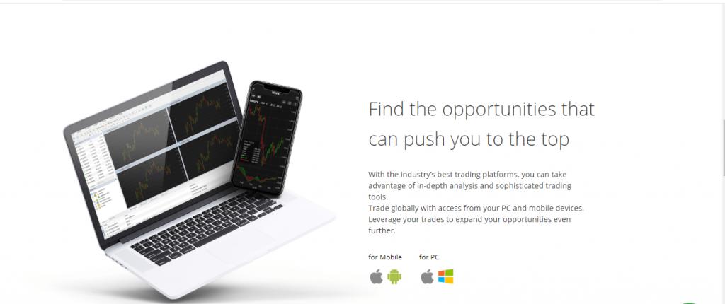 Oinvest trading platforms