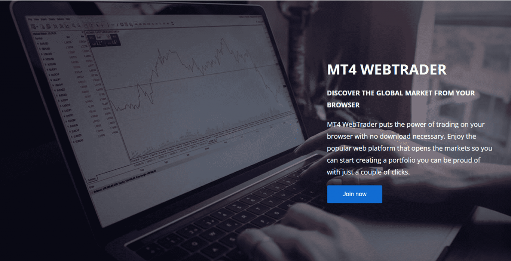 otprofits MT4 webtrader