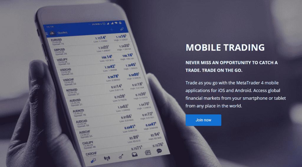 otprofits mobile trading