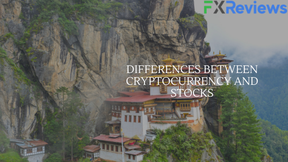 Differences Between Cryptocurrency and Stocks
