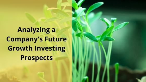 Analyzing a Company's Future Growth Investing Prospects