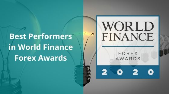 Best Performers in World Finance Forex Awards 2020