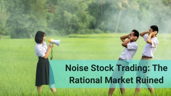 Noise Stock Trading