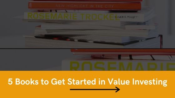 Top 5 Value Investing Books to Get Started