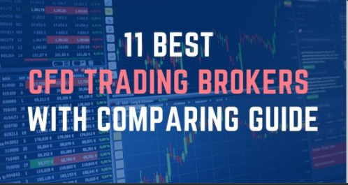 11 Best CFD Trading Brokers: With Comparing Guide