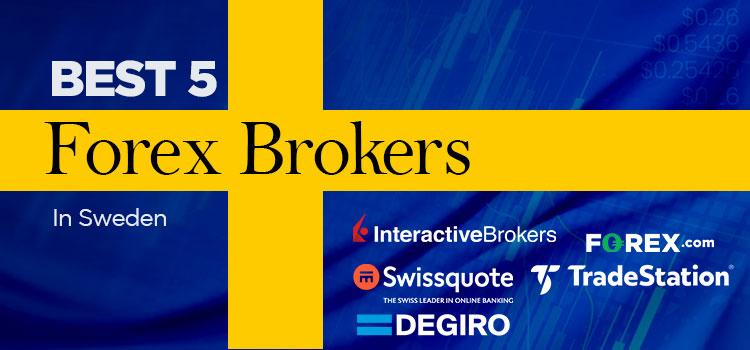 Top-5-Forex-Brokers-In-Sweden