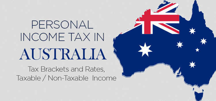 Personal-Income-Tax-in-Australia-Tax-Brackets-and-Rates-Taxable-Non-Taxable-Income