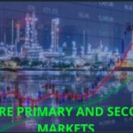 What are primary and secondary market