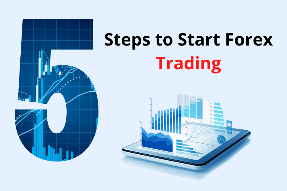 5 simple steps to Start Forex Trading