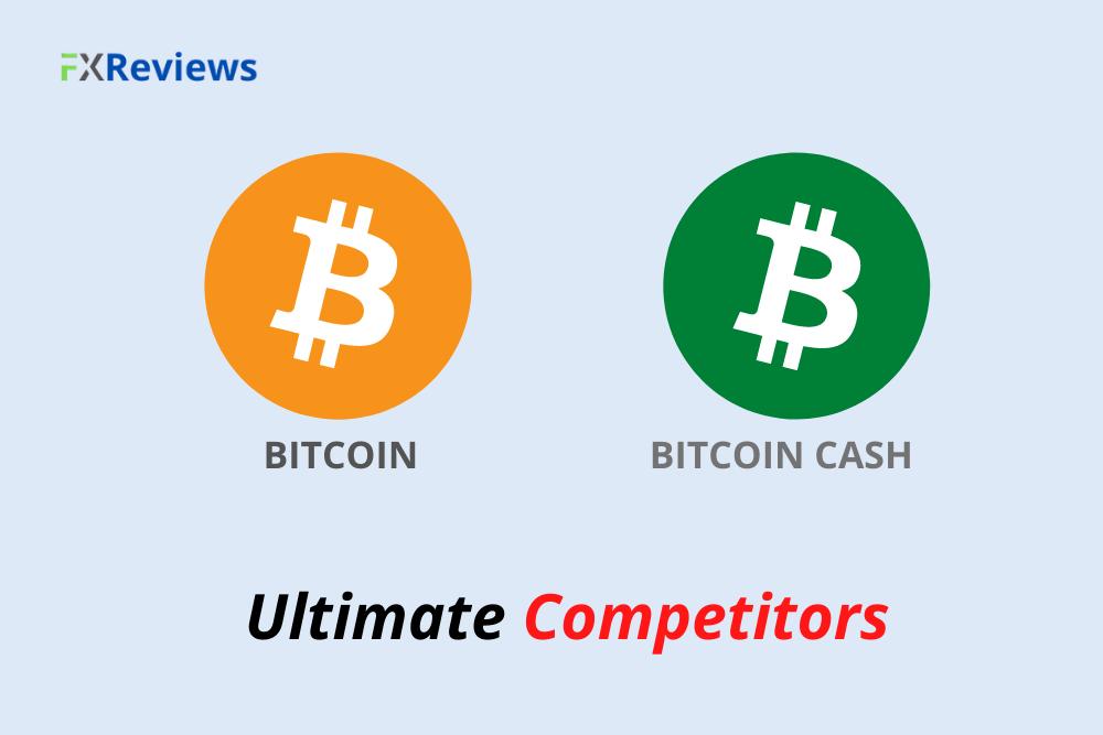 Bitcoin V_s Bitcoin Cash_ Ultimate Competitors
