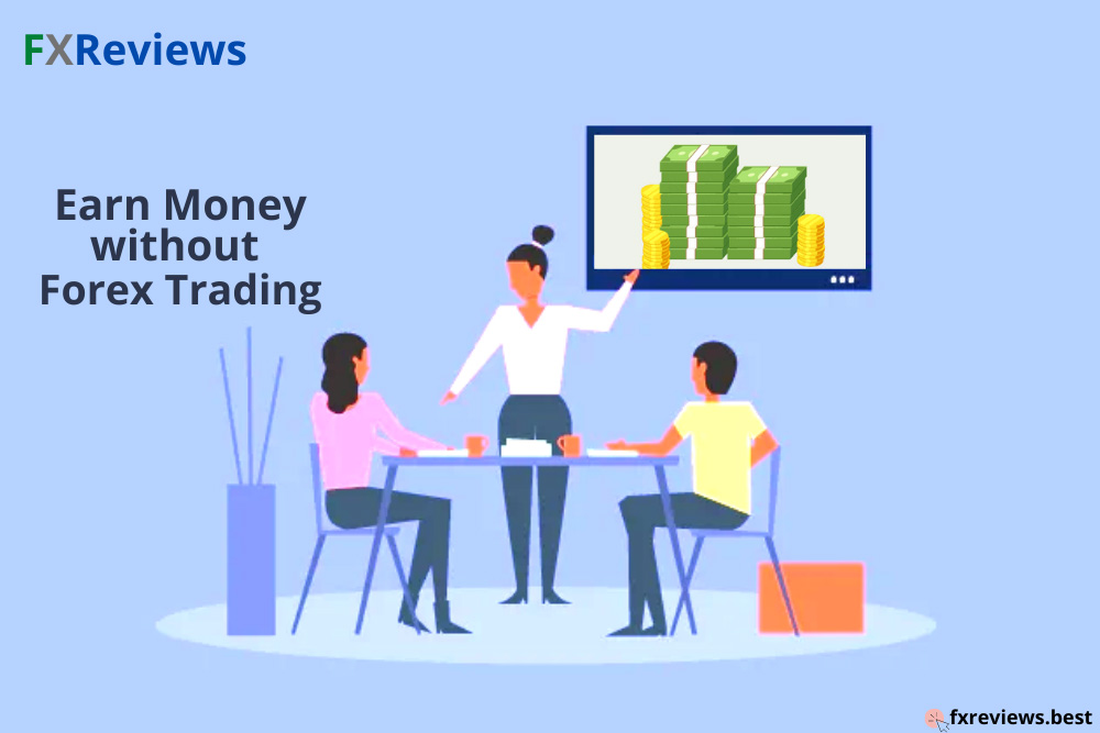 How-to-earn-money-on-forex-without-trading