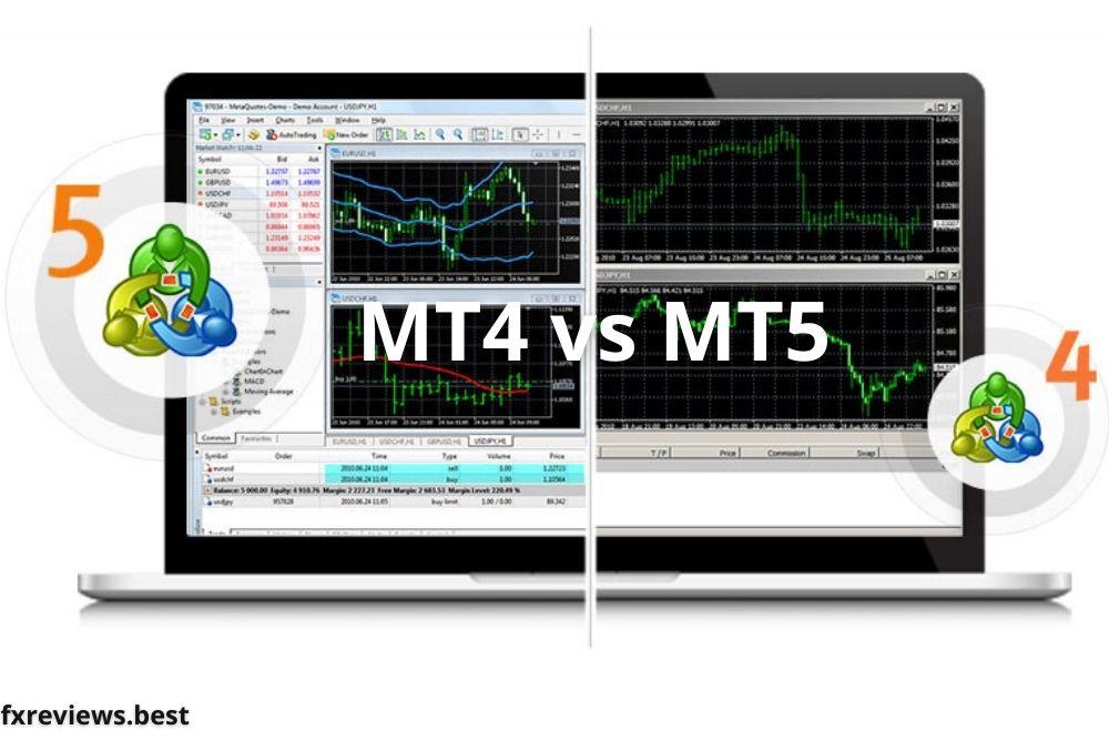 MT4 vs MT5