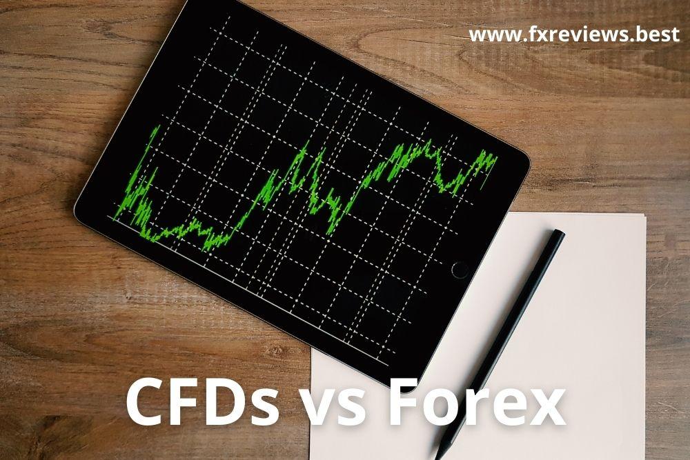 CFDs-vs-Forex