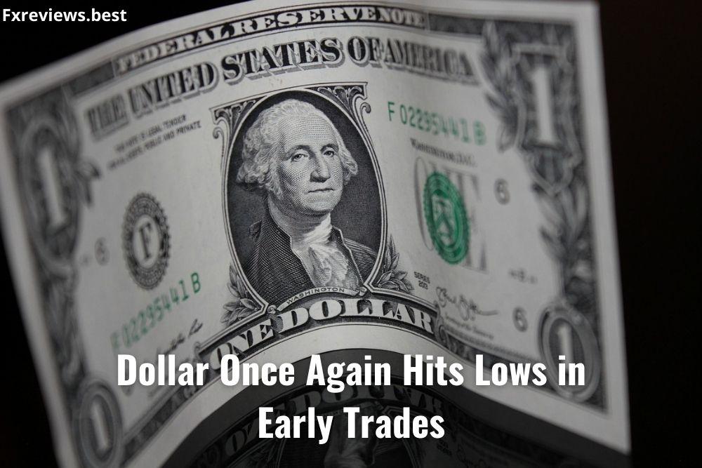 Dollar once again