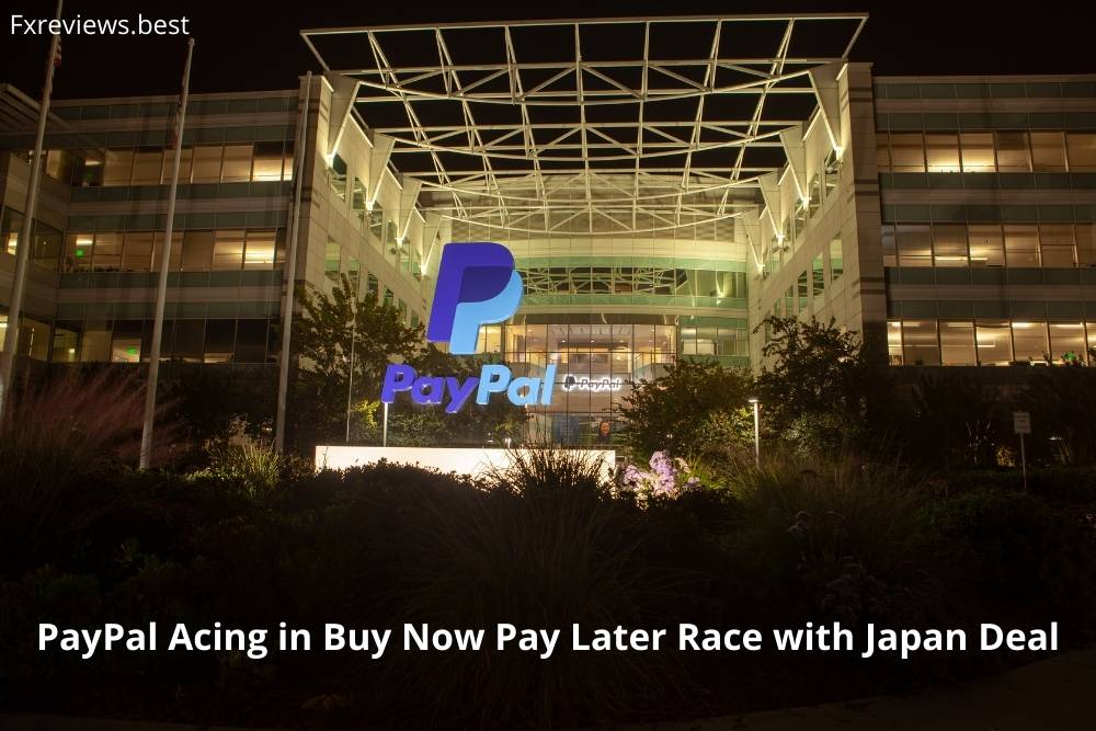 PayPal Acing in Buy Now Pay Later Race with Japan Deal