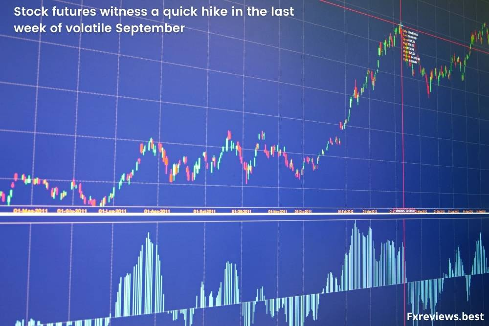 Stock Futures witness a quick hike in the last week of volatile September