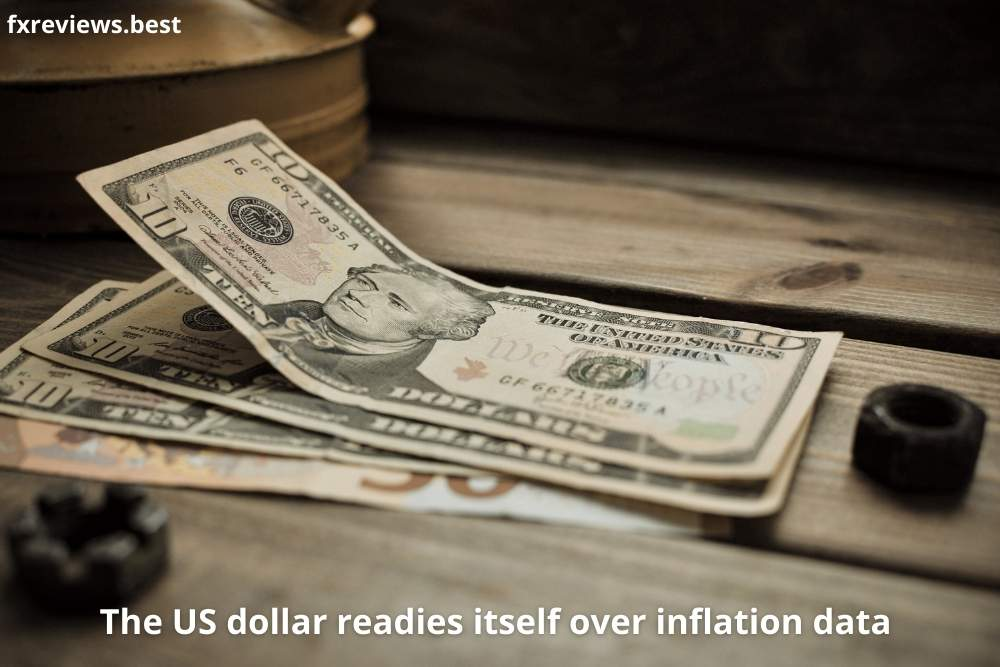 The US dollar readies itself over inflation data