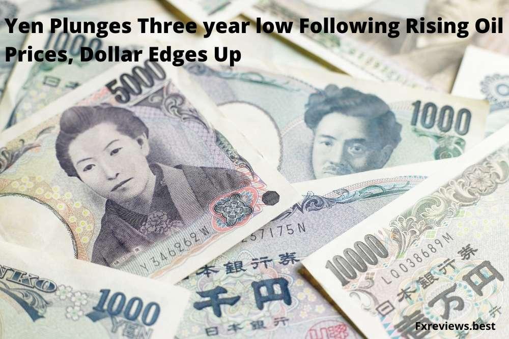 Yen plunges
