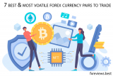 7 Best & Most Volatile Forex Currency Pairs To Trade